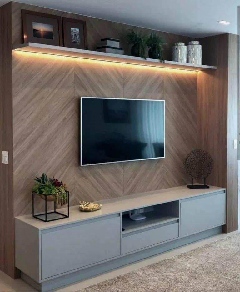 25 Small Apartment Decorating Ideas Smallapartment Apartmentdecor Apartmentideas Home Alone Tv Room Design Living Room Tv Wall Living Room Tv Unit