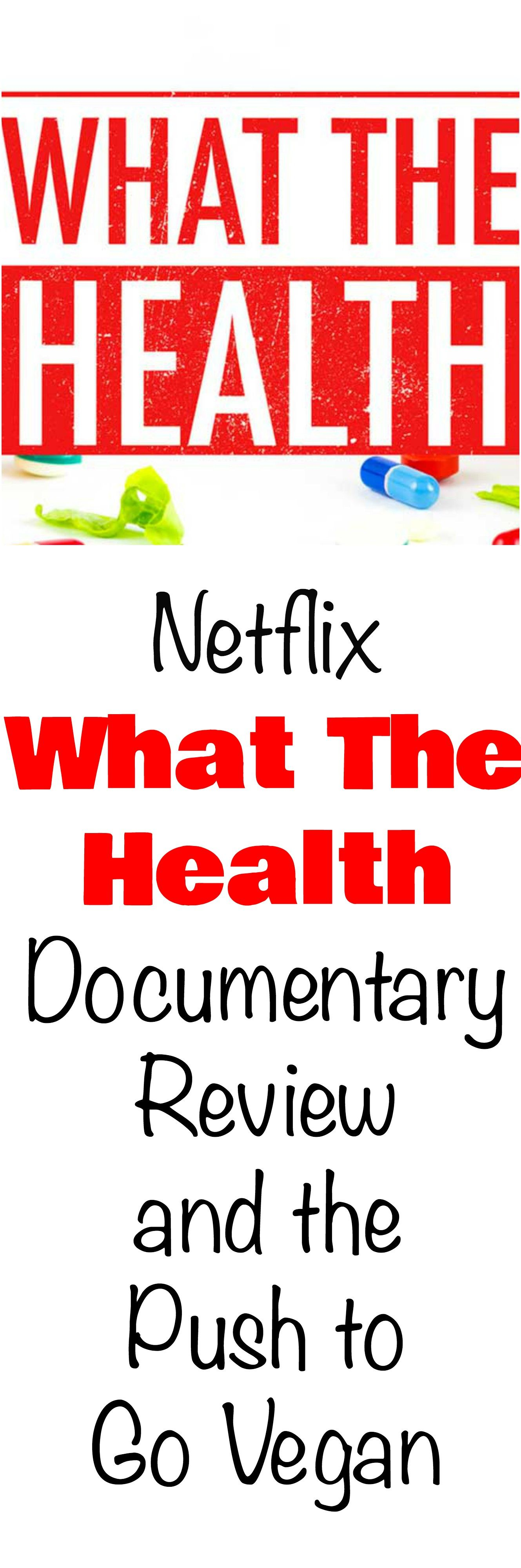Netflix What The Health Review and the Push To