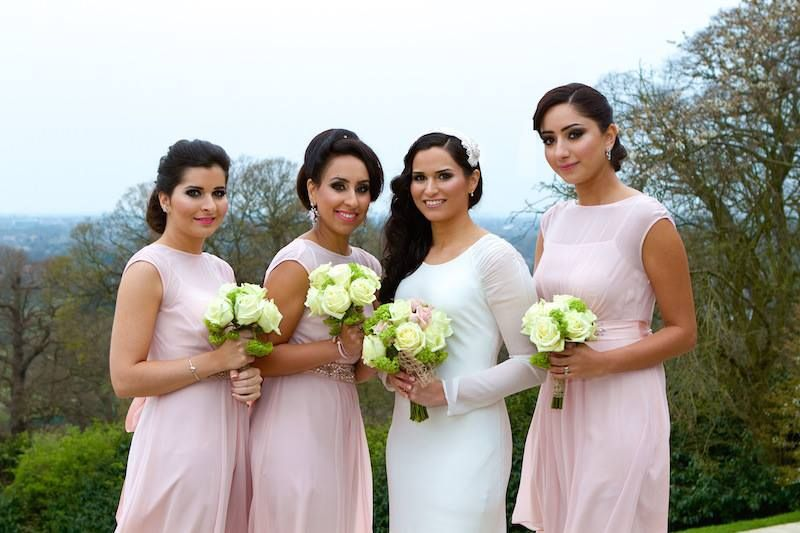 One our our bridal groups All hair & make up Wedding Hair & Makeup Artists http://weddinghairandmakeupartists.com/gallery