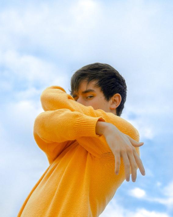 Photo of Blau und gelb