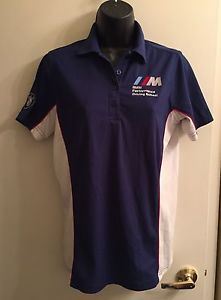 773e452149d ☀BMW M Performance Driving School☀Polo Shirt Sz S OOBE Hydrovent
