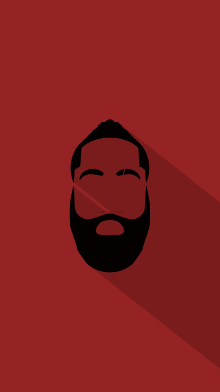 James Harden iphone wallpaper. Housten Rockets İphone