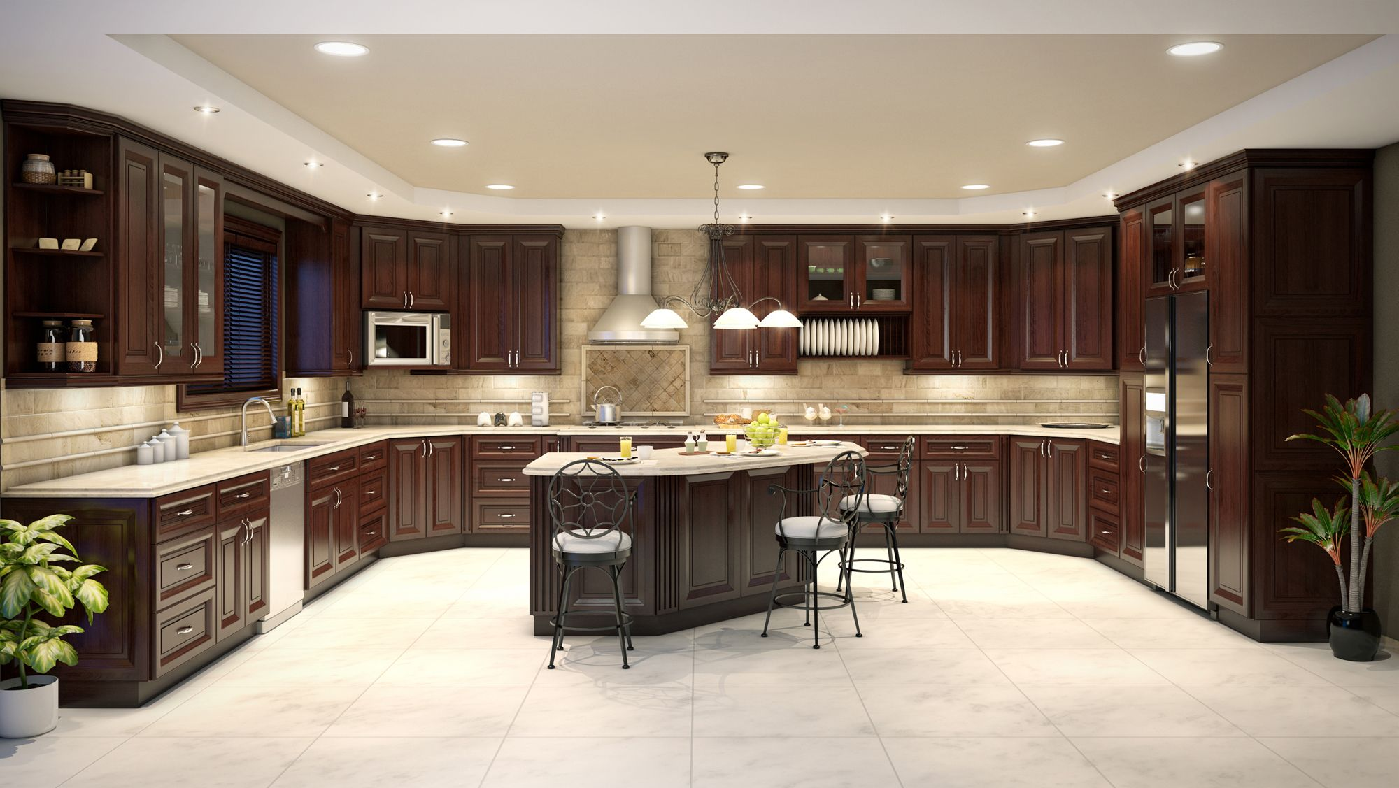 Zeta Kitchens Miami South Florida Kitchen Remodel Kitchen