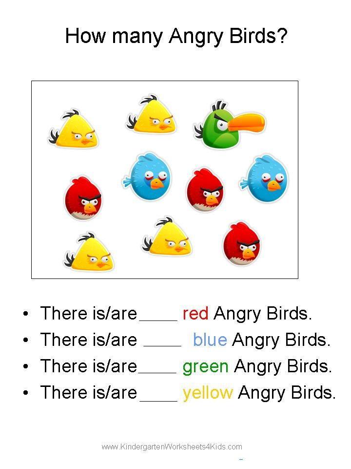 Angry Birds Addition Worksheet | Angry Birds Math Worksheets ...