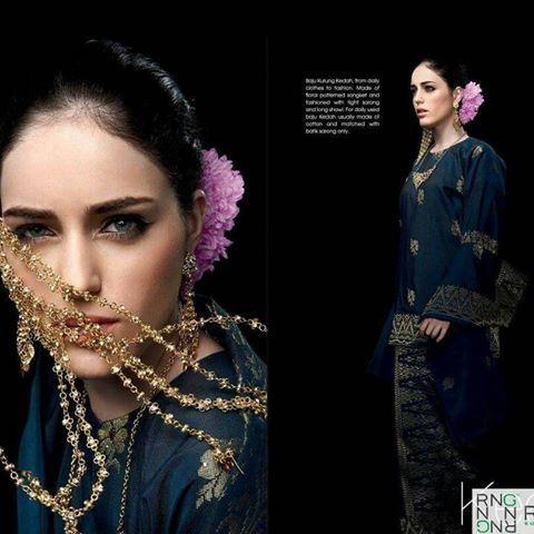 Image Result For Baju Tradisional Perak Busana Melayu Negeri