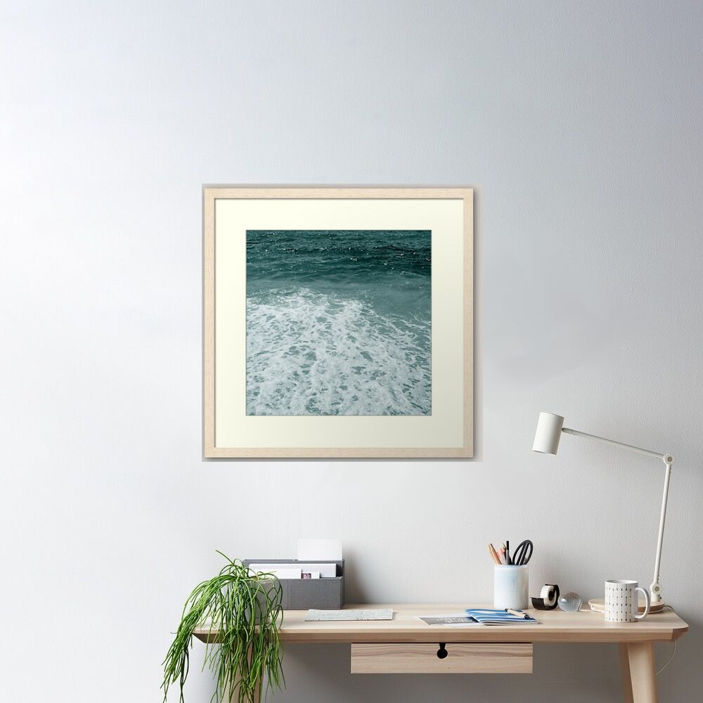 Features: Custom-made box or flat frame styles. High-quality timber frame finishes to suit your decor. Premium Perspex - clearer and lighter than glass. Exhibition quality box or flat frame styles #walldecor #decoration #homedecor #beachdecor #coastal #artprint #poster #shop #sales #minimaldecor #seaprint