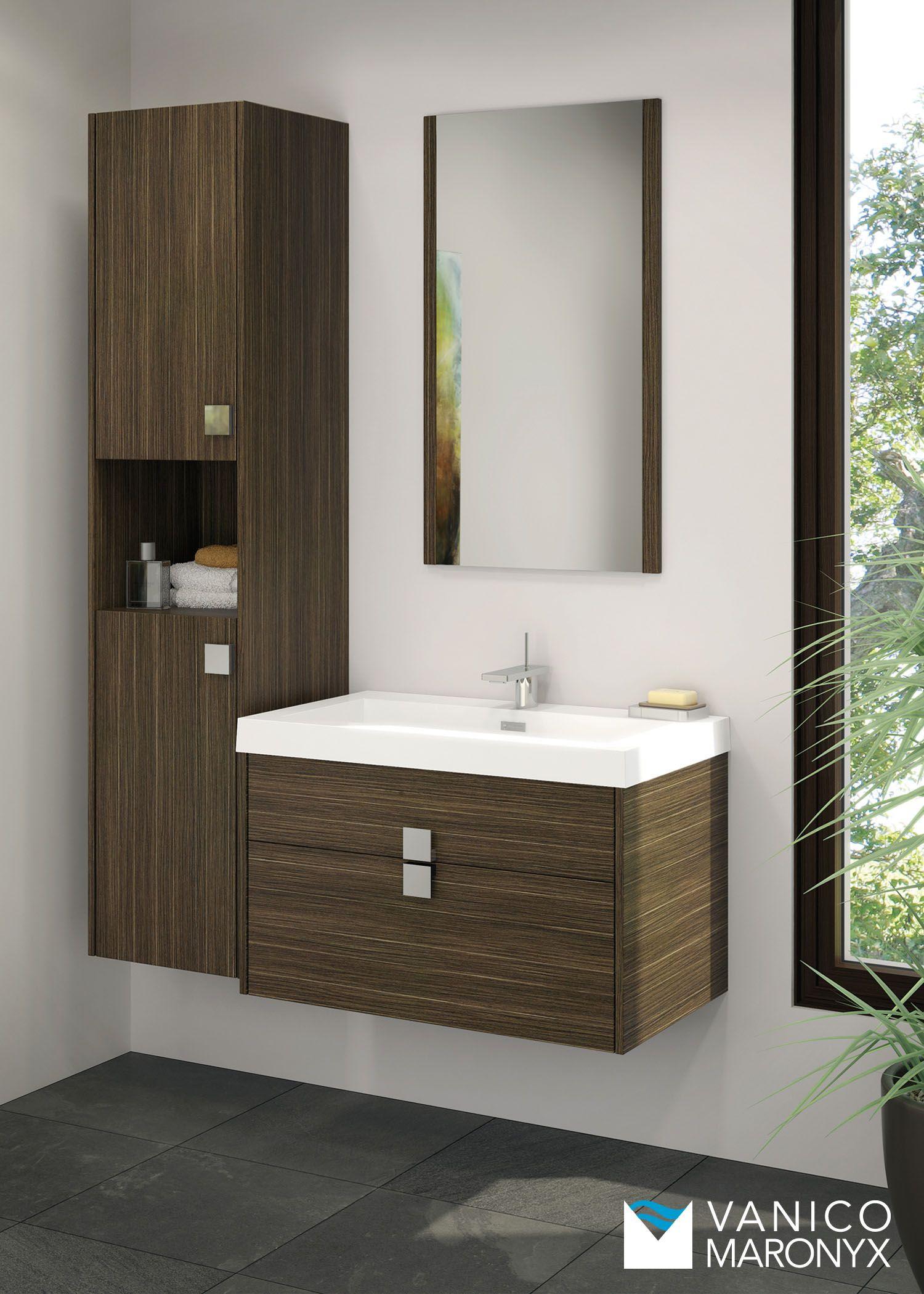 mobilier de salle de bain quadra de la s rie express. Black Bedroom Furniture Sets. Home Design Ideas