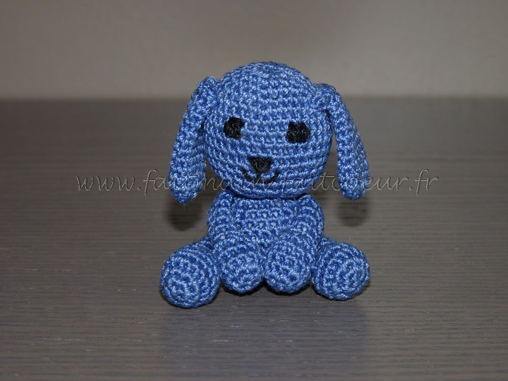 Amigurumi Patron Gratuit : Amigurumi lapin crochet amigurumi lapin et doudous