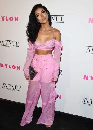 Jhene Aiko - Nylon Young Hollywood May Issue Event in LA #jheneaiko Jhene Aiko - Nylon Young Hollywood May Issue Event in LA #jheneaiko