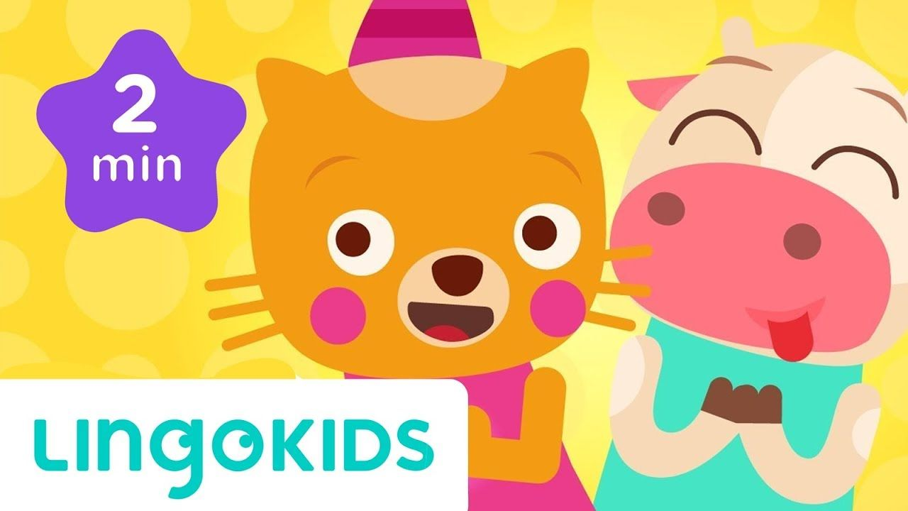 If You Are Happy And You Know It Clap Your Hands Song For Kids Lingo Kids Songs Are You Happy Songs