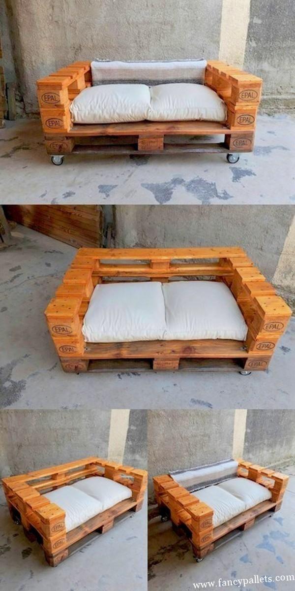 Attractive Diy Pallets Sofa Pallet Furniture Outdoor Diy Pallet Sofa Diy Pallet Furniture