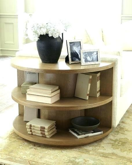 Beautiful Circle Coffee Table With Seats Pics And Half Wooden Round Google Search