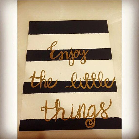 Quotes on Canvas by CanvasCrafter22 on Etsy