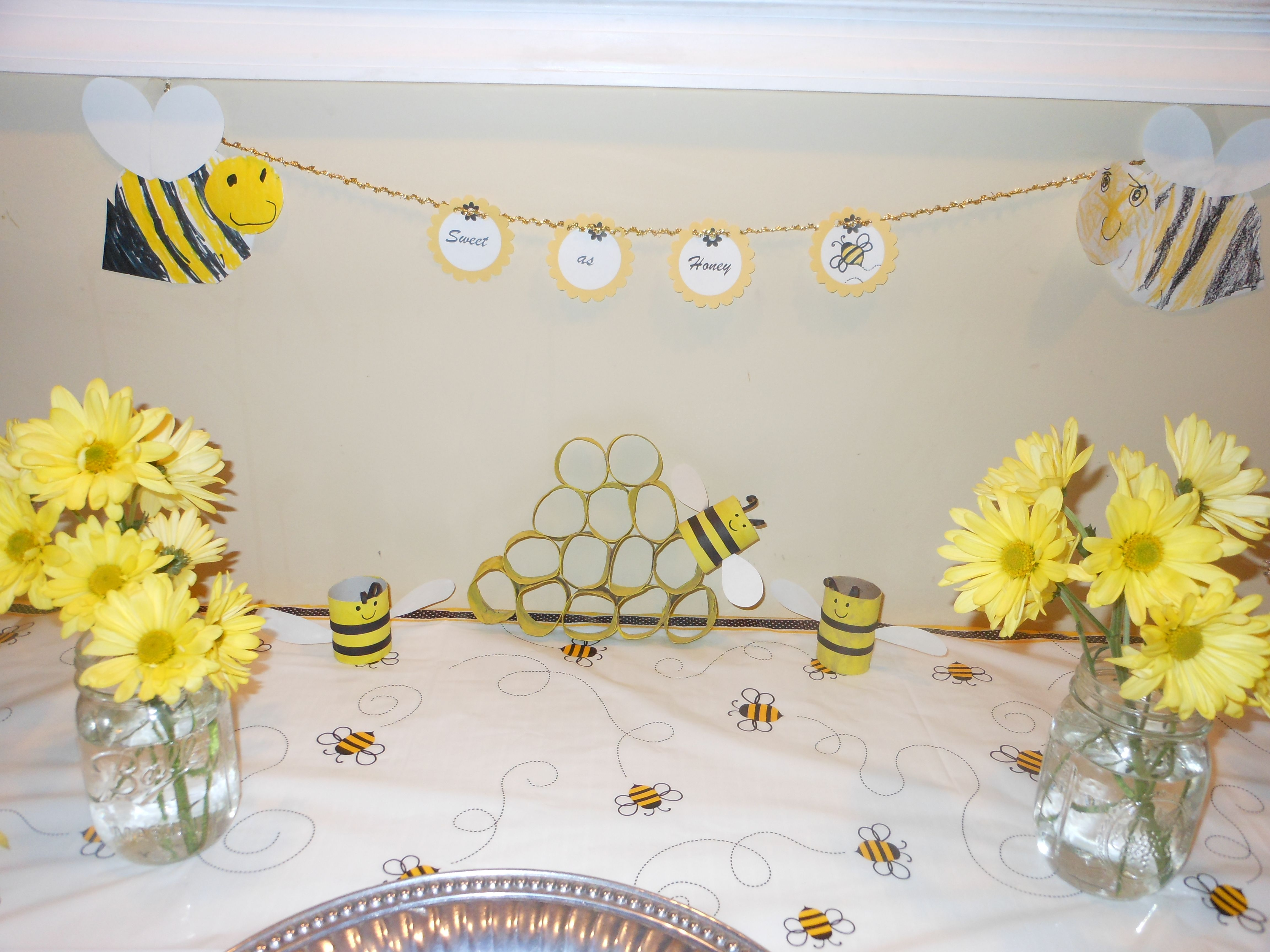 What Will Baby Bee Decorations Kids Can Make