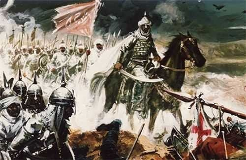 Image result for Uqba ibn Nafi