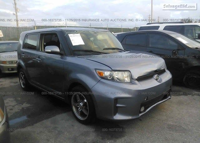 Toyota Scion Xb At Onlineauction Vin Jtlze4fe6cj011509 Odometer