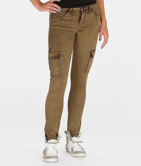 Articles of Society Mya Cargo Skinny Stretch Pant
