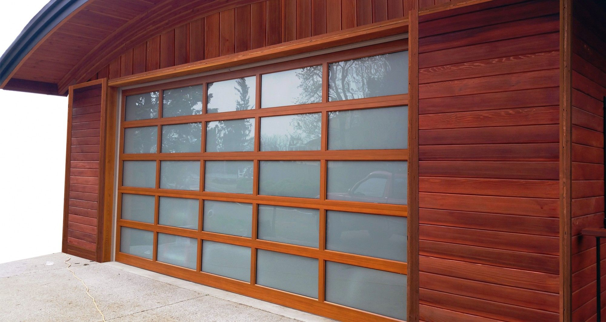 Modern Classic Northwest Door Modern Garage Doors Garage Door Installation Garage Doors