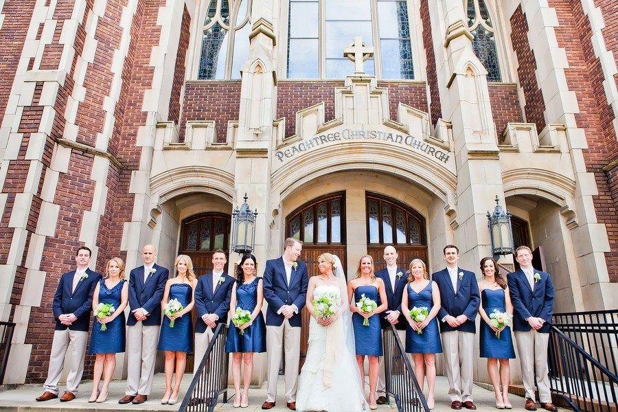 Atlanta Wedding at Rhodes Hall by Carla Gates Photography
