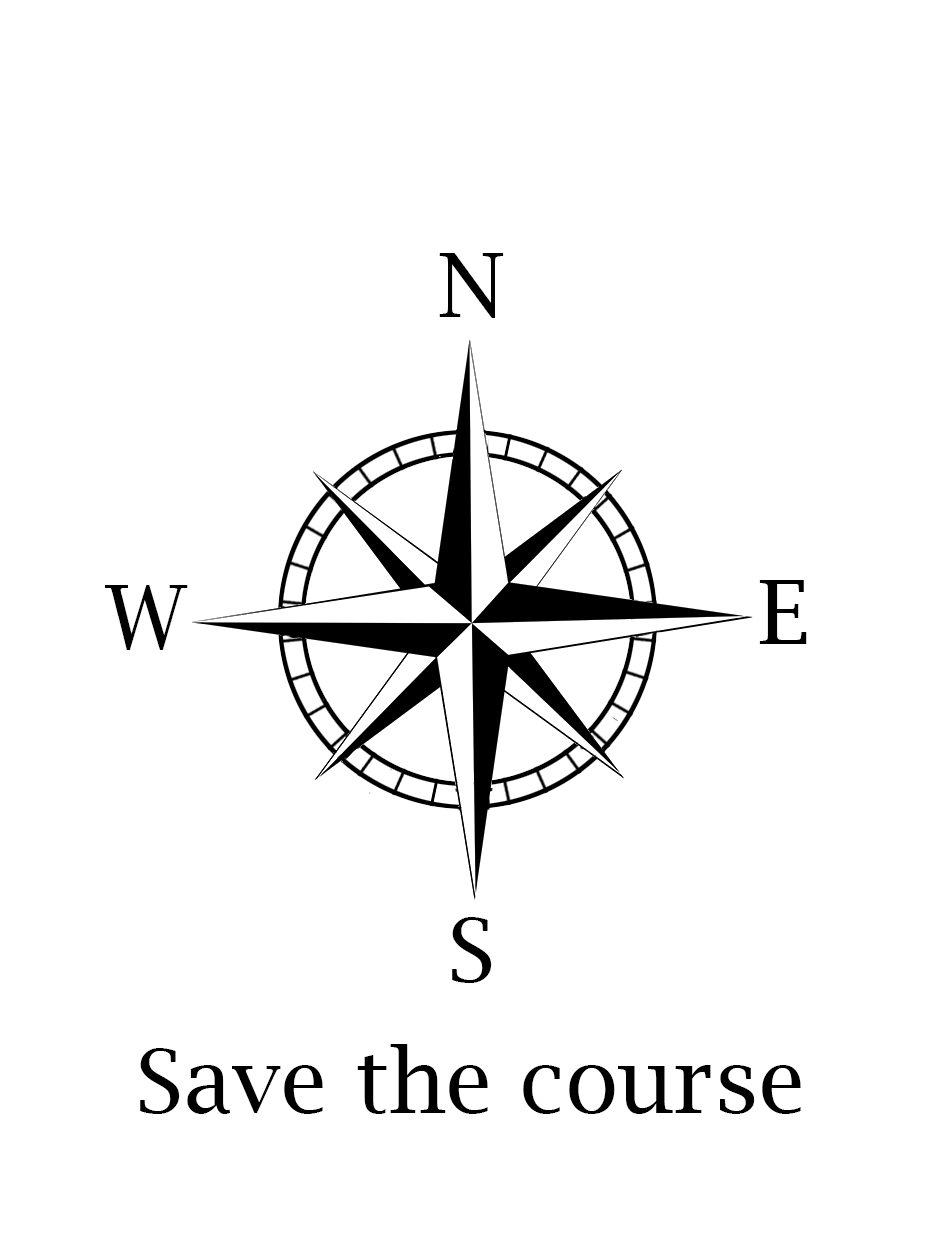 probably my next tattoo. Compass, Save the course What do you think ?