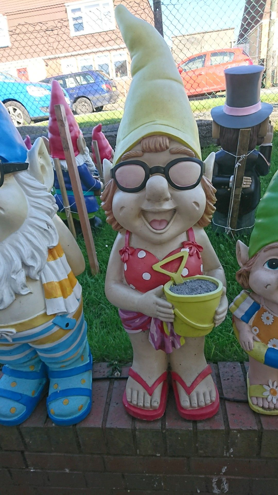 Pin by Allison D on Gnomes Asda gnomes, Christmas ornaments