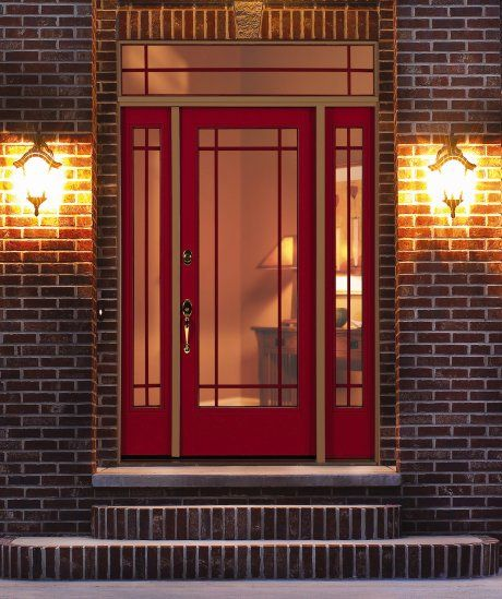 Two options are available in stainable front doors   Front doors ...