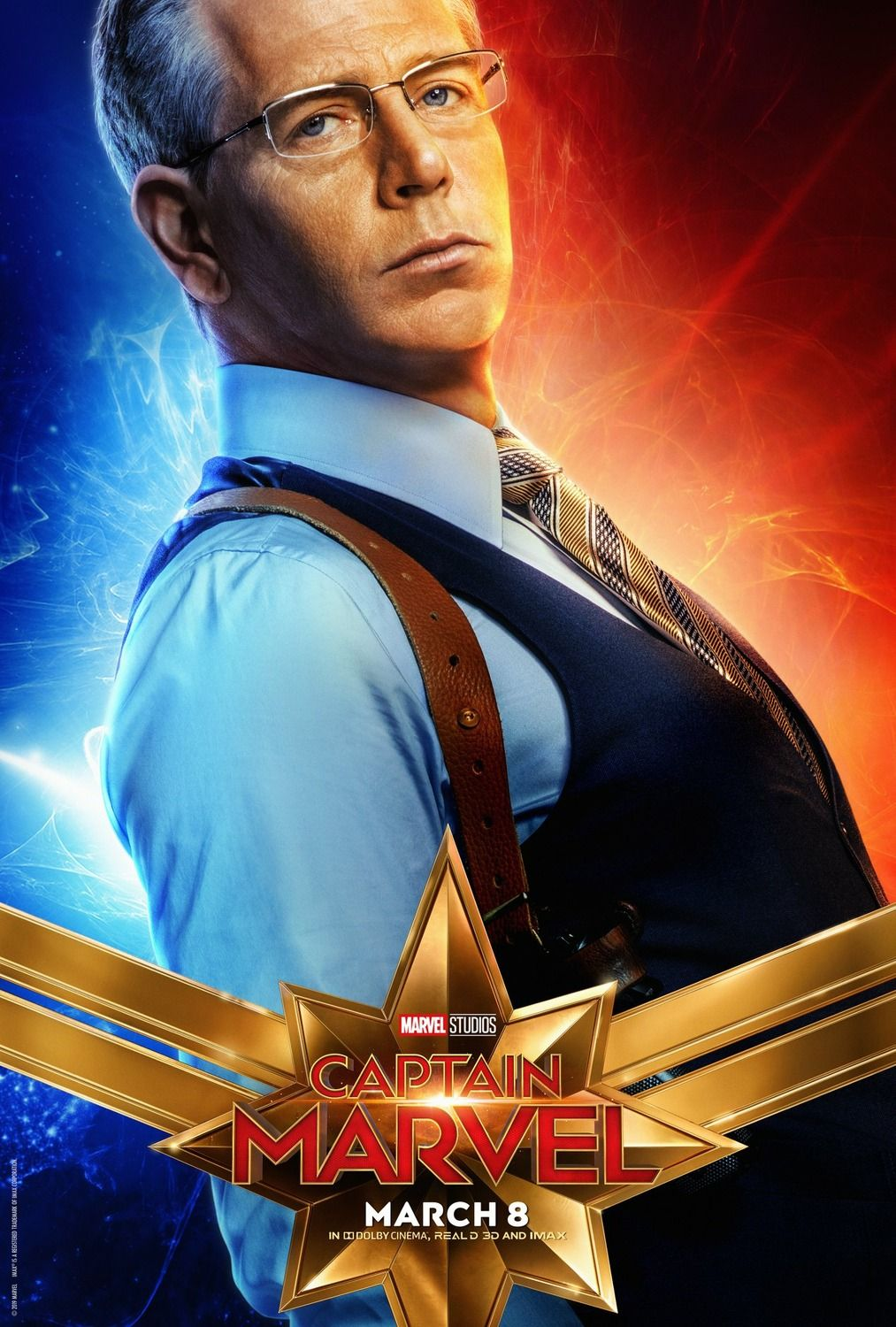 captain marvel - ben mendelsohn as talos | movies/tv | marvel movie