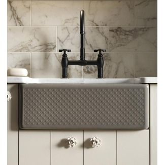 kohler apron sink i love the marble in the back on farmhouse sink lowest price id=29282