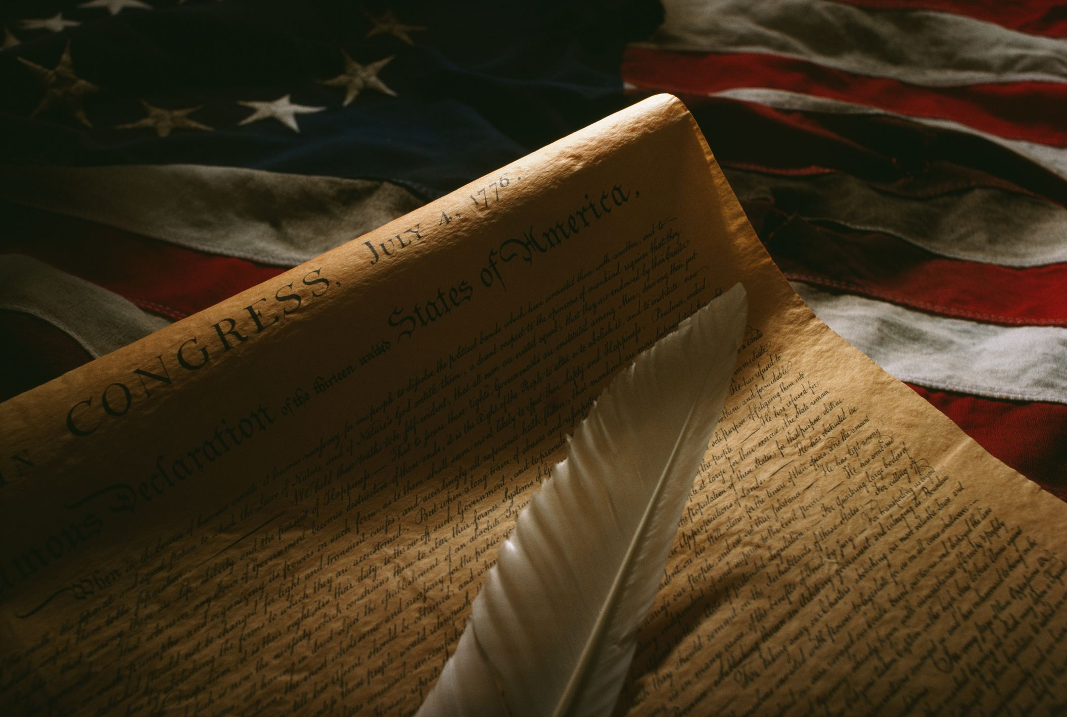 A Declaration Of Independence For Today