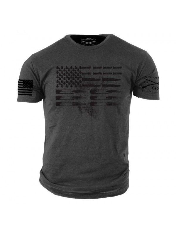 dab736a76 Grunt Style Ammo Flag This We'll Defend | Shirt ideas | Shirts ...