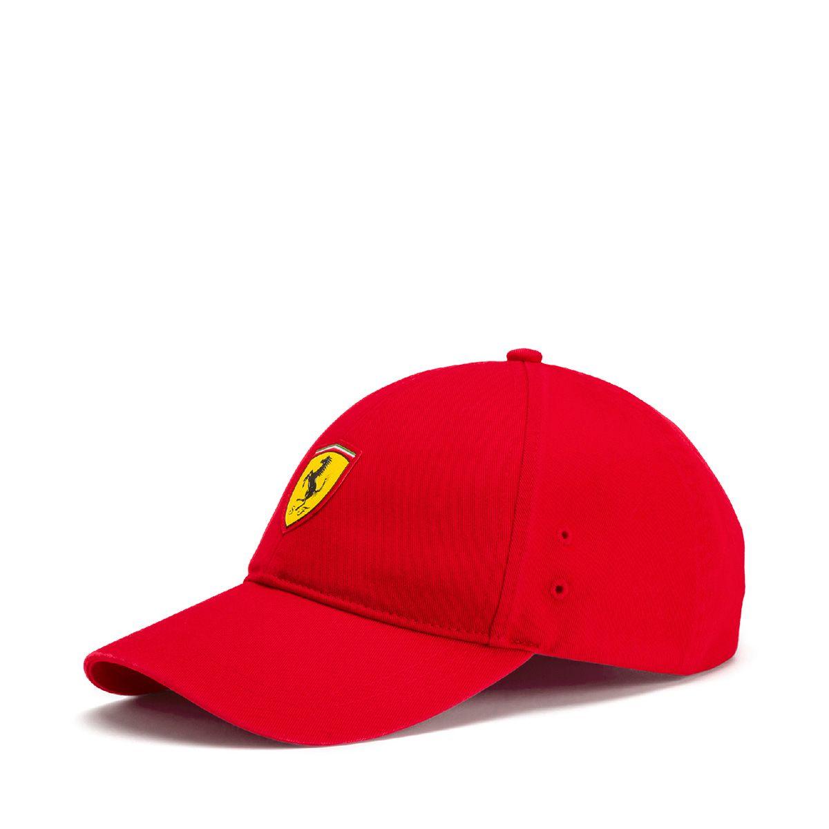 Boné Puma Scuderia Ferrari Aba Curva Fanwear BB Masculino - Compre Agora  19dbff91f53