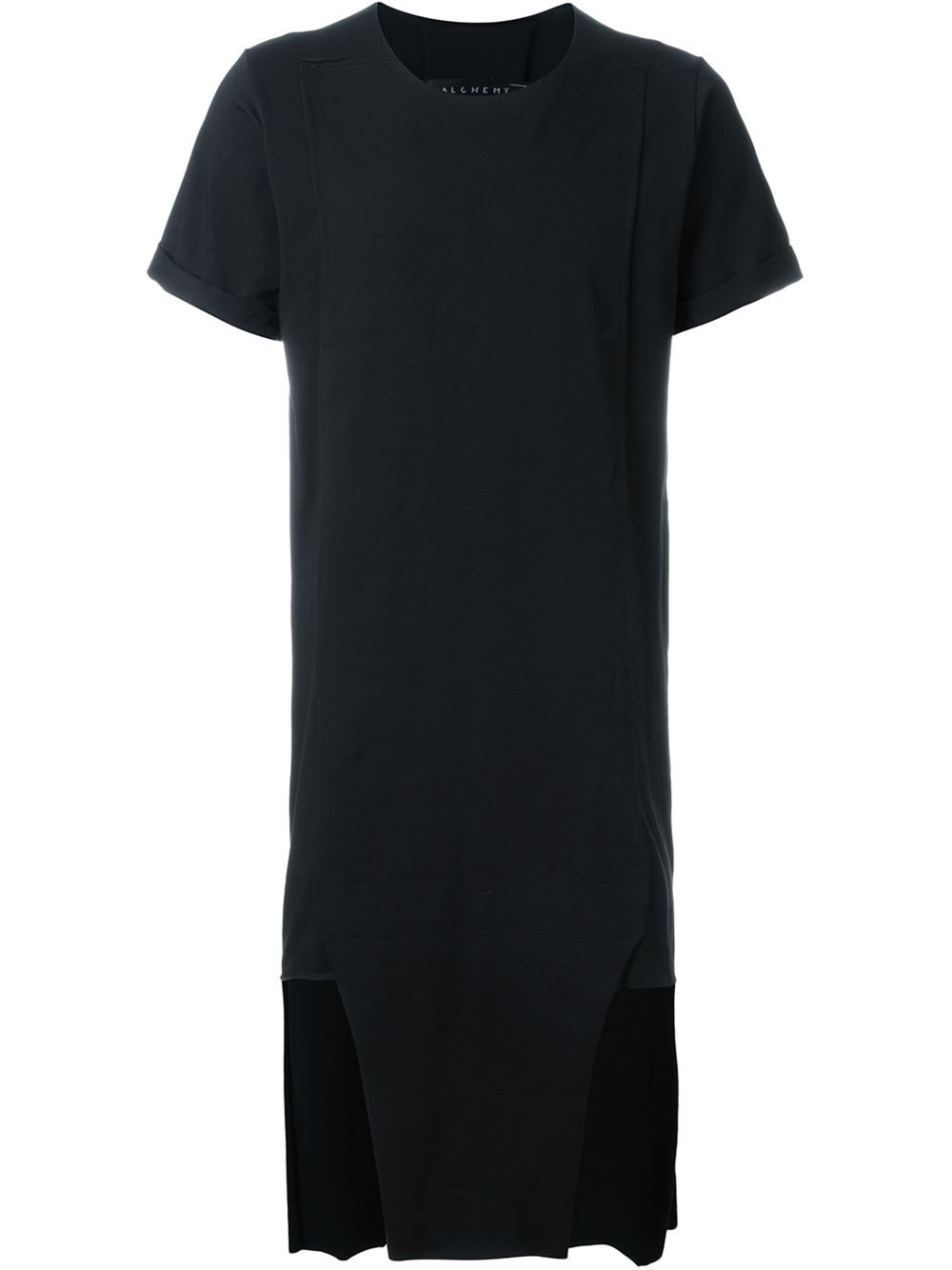 Alchemy asymmetric T-shirt dress Lowest Price Cheap Online Cheap Sale Free Shipping Discount Aaa r1KNL