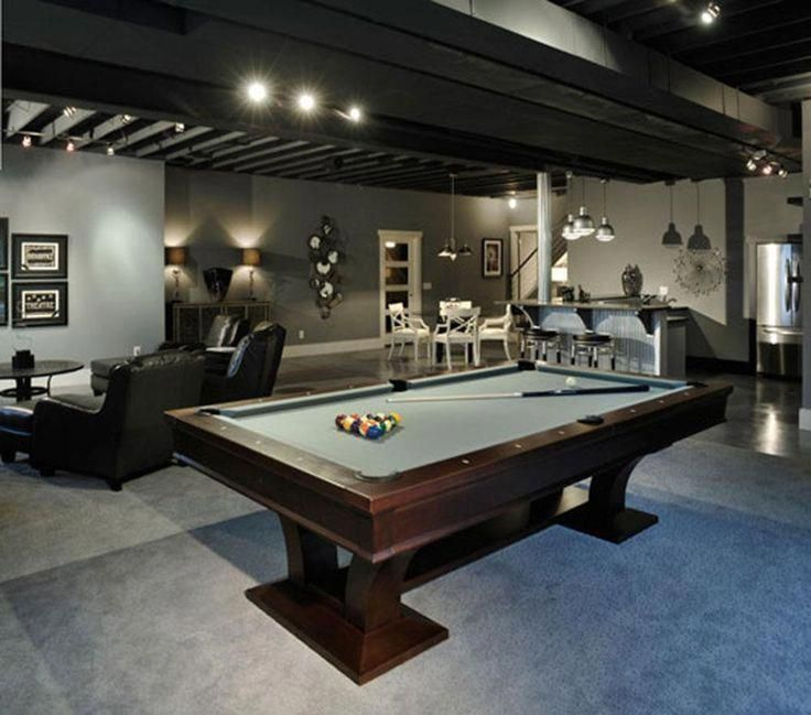 Epic Rec Room Ideas Decoration For Your Family ...