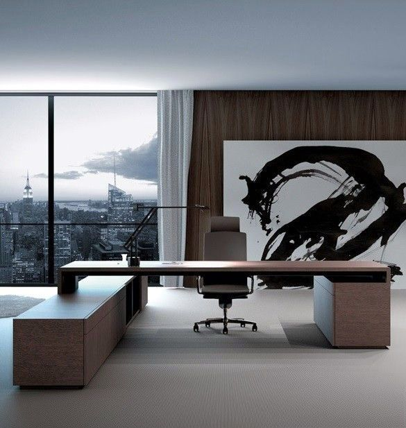 Beautiful Home Office Desk U Shaped Only On This Page Modern Office Design Executive Office Desk Office Desk Designs