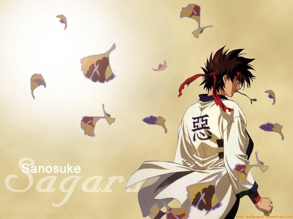 Sanosuke Sagara | Awesome anime, Anime ost, Rurouni kenshin