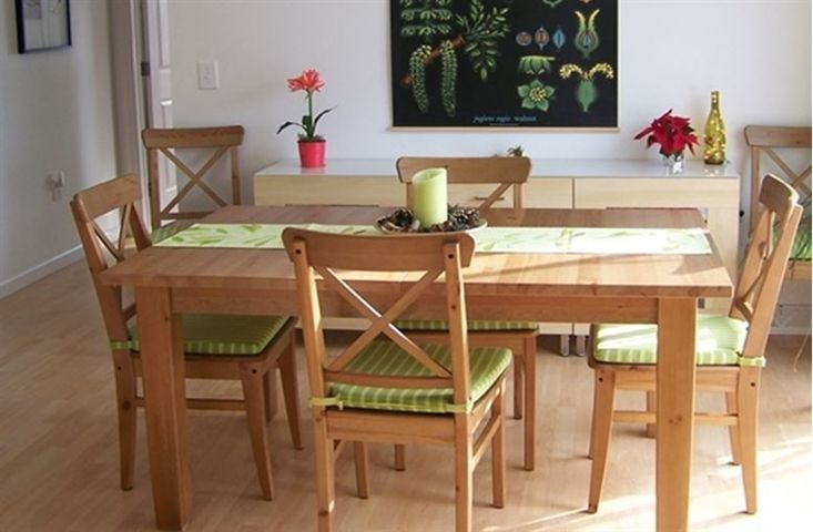 Pick Of The Week Light Dining Ikea Dining Table Kitchen Room