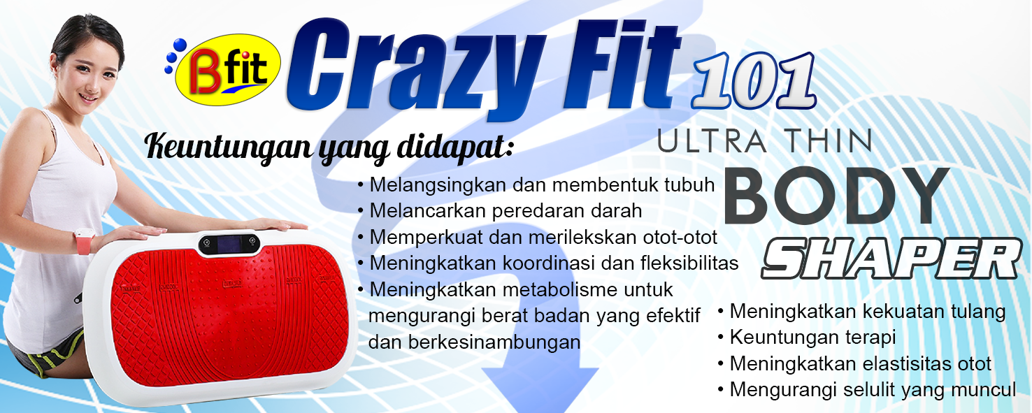 Shop Fitness Products Health And Beauty Products Online Bfit Pembentukan Tubuh Metabolisme Selulit