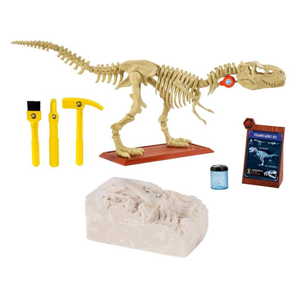 Jurassic World Stem Playleontology Kit Target Jurassic World Jurassic Dinosaur Bones