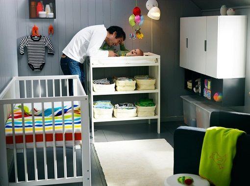 Cómo decorar un dormitorio de bebé Ikea: encuentra tu estilo ...