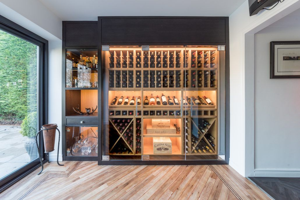 Wine Walls Cellar Maison In 2020 Home Wine Cellars Wine