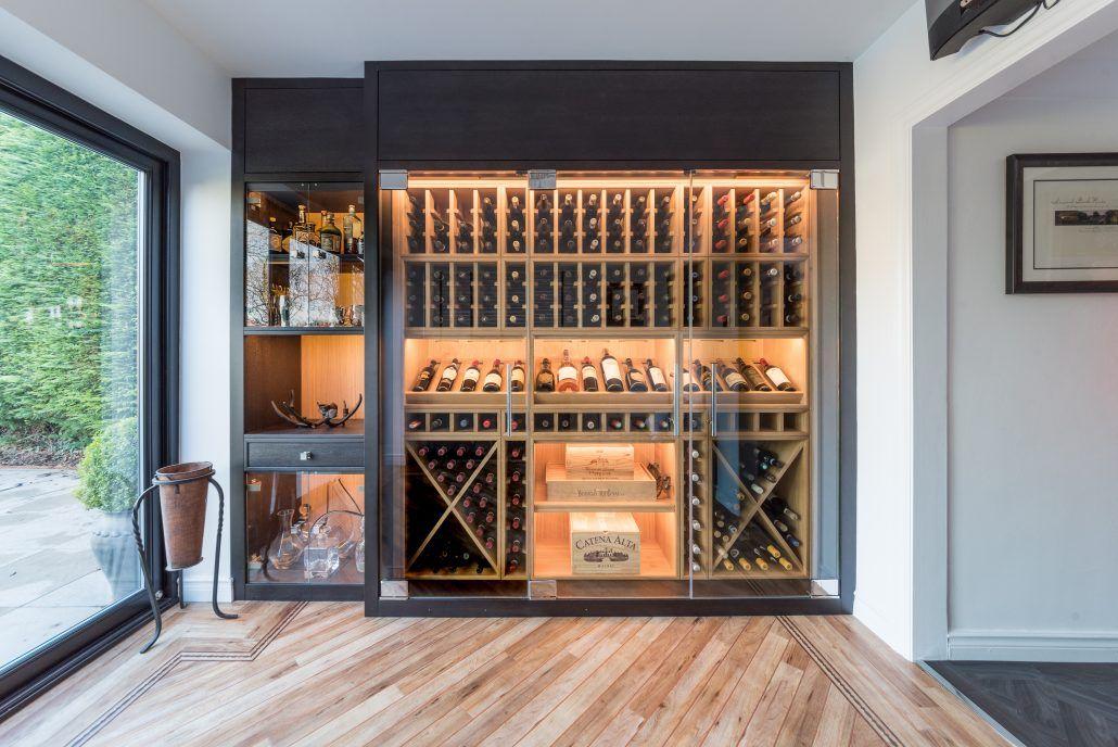 Wine Walls Cellar Maison In 2020 Home Wine Cellars Wine