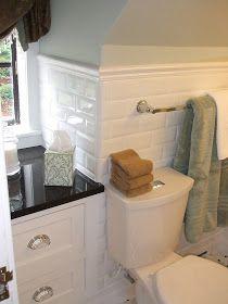 Debra Paessler Designs.......beauty heals.: Vintage bathroom