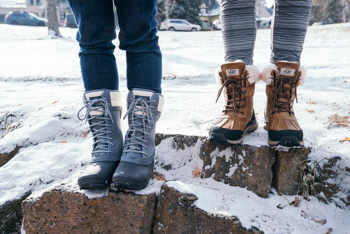 Best winter boots, Winter hiking boots