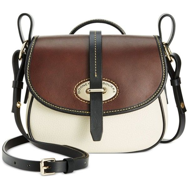 Dooney Bourke Cristina Crossbody Bag 340 Aud Liked On Polyvore Featuring Bags