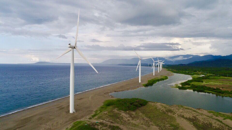 Bangui Windmills, Philippines