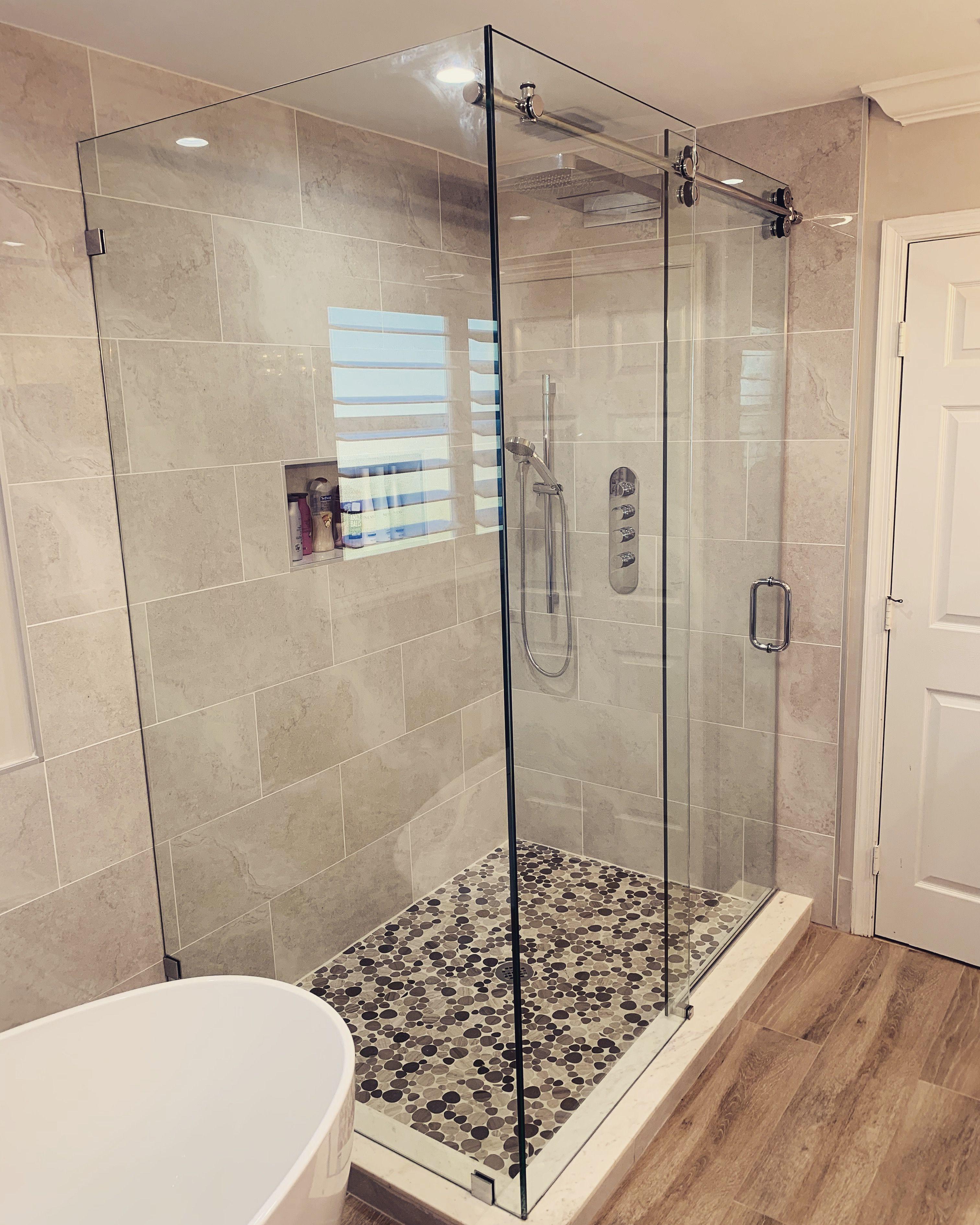 Quatro System One Sliding Door Bathroomdecor Bathroomremodel