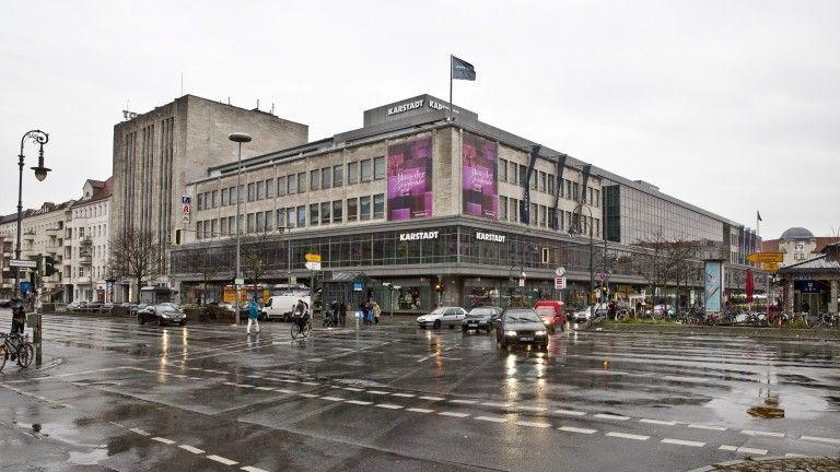 Hermannplatz Hollander Kaufen Karstadt Reisen Aussichtsplattform Gebaude