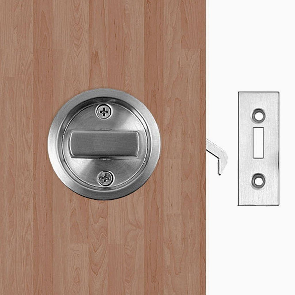 pocket door privacy lock. Modern Pocket Door Privacy Lock