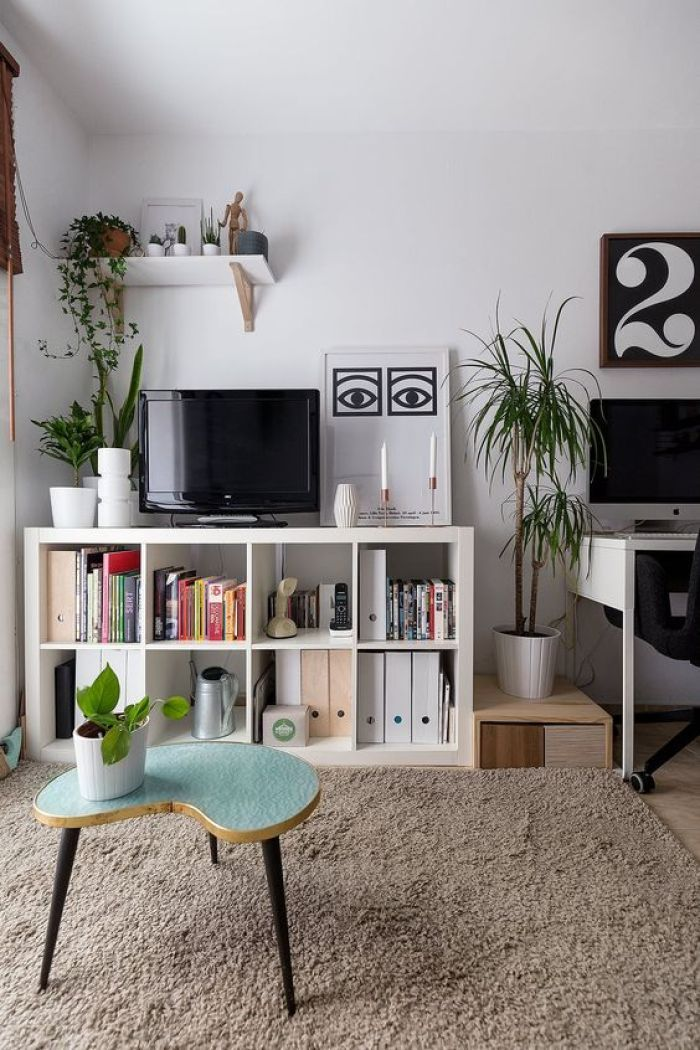 How To Style A TV Unit • One Brick At A Time