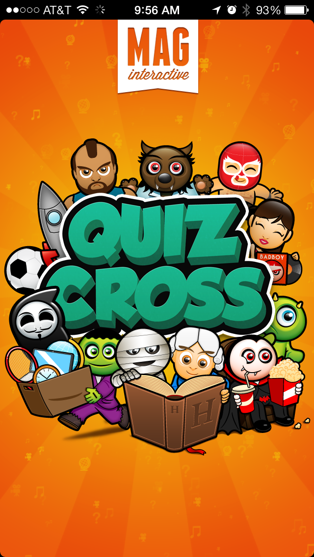 Gaming and Movies: Game Review - QuizCross